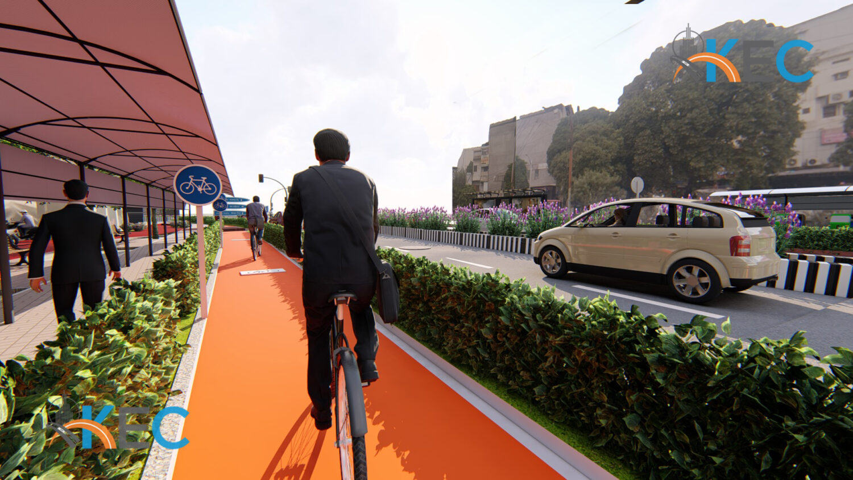 NMT Cycle Track Amritsar